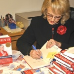 JAN Brewer Book signing at Republican headquarters in Tucson