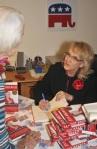 JAN Brewer Booksigning