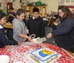Tohono Oodham Students celebrates 100 years of Statehood