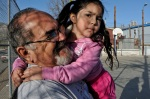 CHRIS MARTINEZ AND GRAND-DAUGHTER ELDAGIANAH