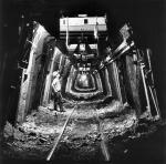Copper mine underground
