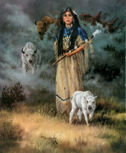 WHITE BUFFALO WOMEN