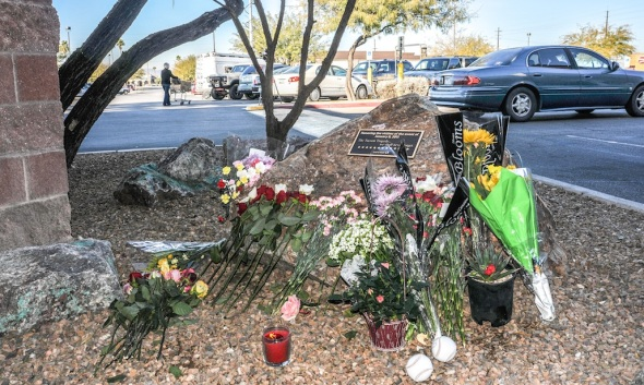 2ND ANNIVERSARY OF JAN 8TH SHOOTING IN TUCSON