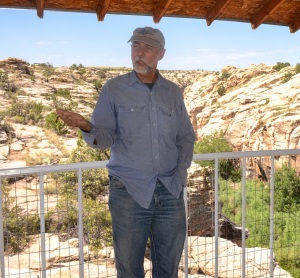CHUCK ADAMS EXPLAINS LIFE IN CHEVELON CANYON