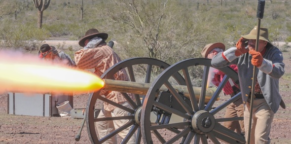 CIVIL WAR IN THE SOUTHWEST2-5714