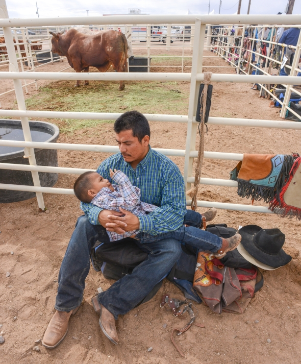 SACATON JR RODEO  3589
