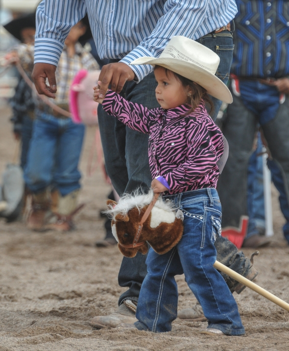 SACATON JR RODEO 5057