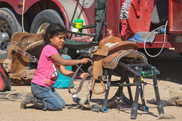 SACATON JR RODEO 5651