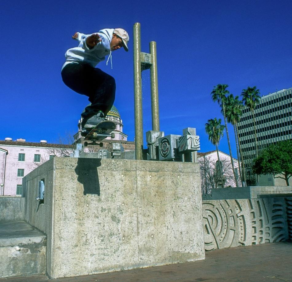 """""""Skateable"""