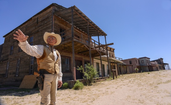 old tucson�s mescal channels the old west� it�s priceless