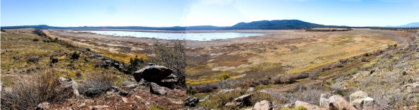 "MORMON LAKE, just East of FLAGSTAFF, AZ has shrunk down to a puddle. Will Rogers once said, ""If that was my lake, I'd mow it."""