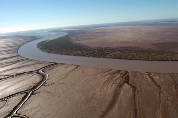 The Rio Colorado is running dry, too many depend and there is not enough water for 27 million people.