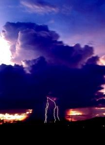 ThunderHead Male Rain