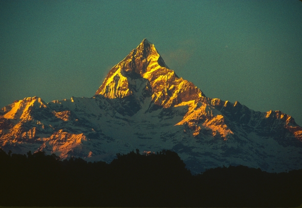 ANNAPURNA MT TRAIL VIEW14-11