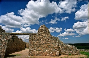 Salinas National Monument Gran Quivira Unit