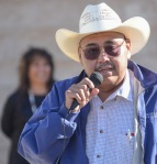 Wally Davis, Chairman of the Tonto Apache Tribe