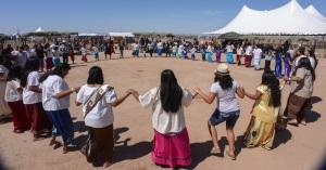 TRADITONAL DANCING ARENA