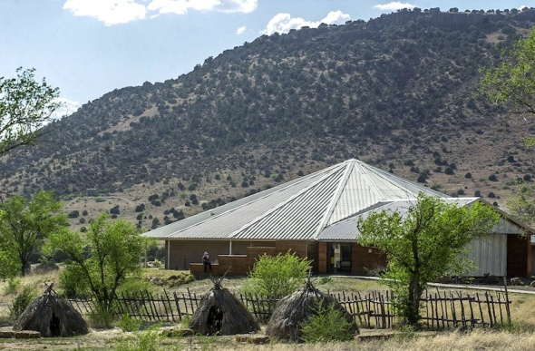 Located in the Fort Apache Historic Park, Nohwike' Bágowa (House of Our Footprints) is the place to experience Apache history and culture.